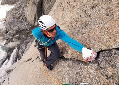 Kletterwoche Chamonix
