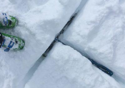individuelle Skihochtourenkurse mit IVBV Bergführer
