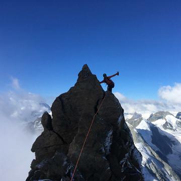 Kategorie Bergsteigen