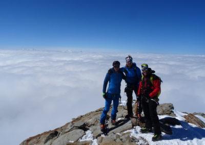 Berner Oberland - Gipfel Jungfrau