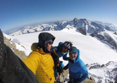 Berner Oberland - Fiescherhörner