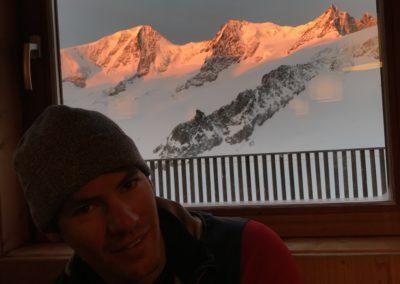 Berner Oberland - Konkordiahütte