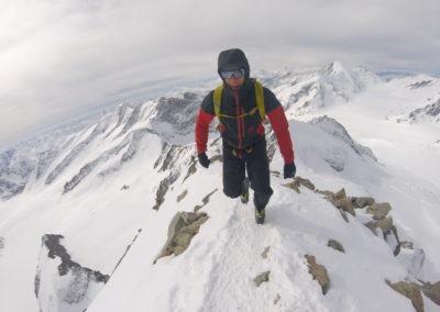 Berner Oberland - Aufstieg Gross Grünhorn