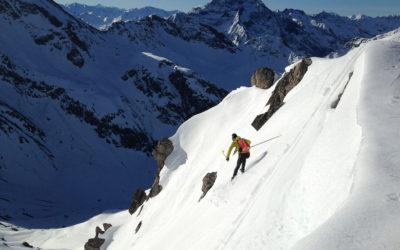 Skitourenwochenende im Lechtal