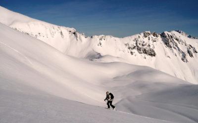 Skitouren im Allgäu 2 Tage