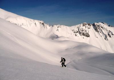 skitourenwochenende allgäu, Skitourenwochenende im Allgäu