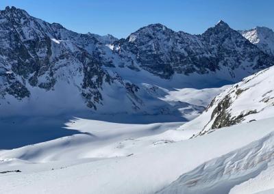 Haute Route Chamonix Zermatt mit Bergführer