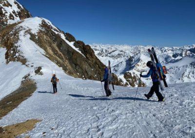 Haute Route Graubünden mit Bergführer