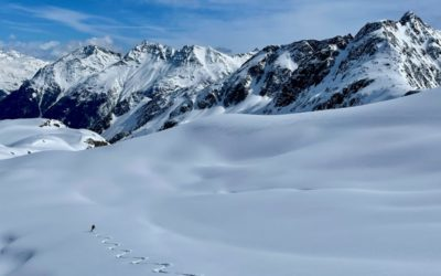 Haute Route Graubünden 5 Tage