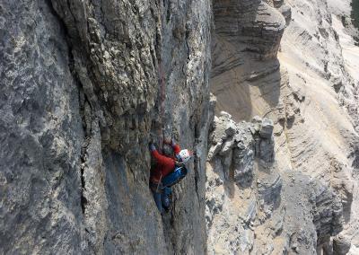 Klettern Dolomiten, Kletterwoche Dolomiten