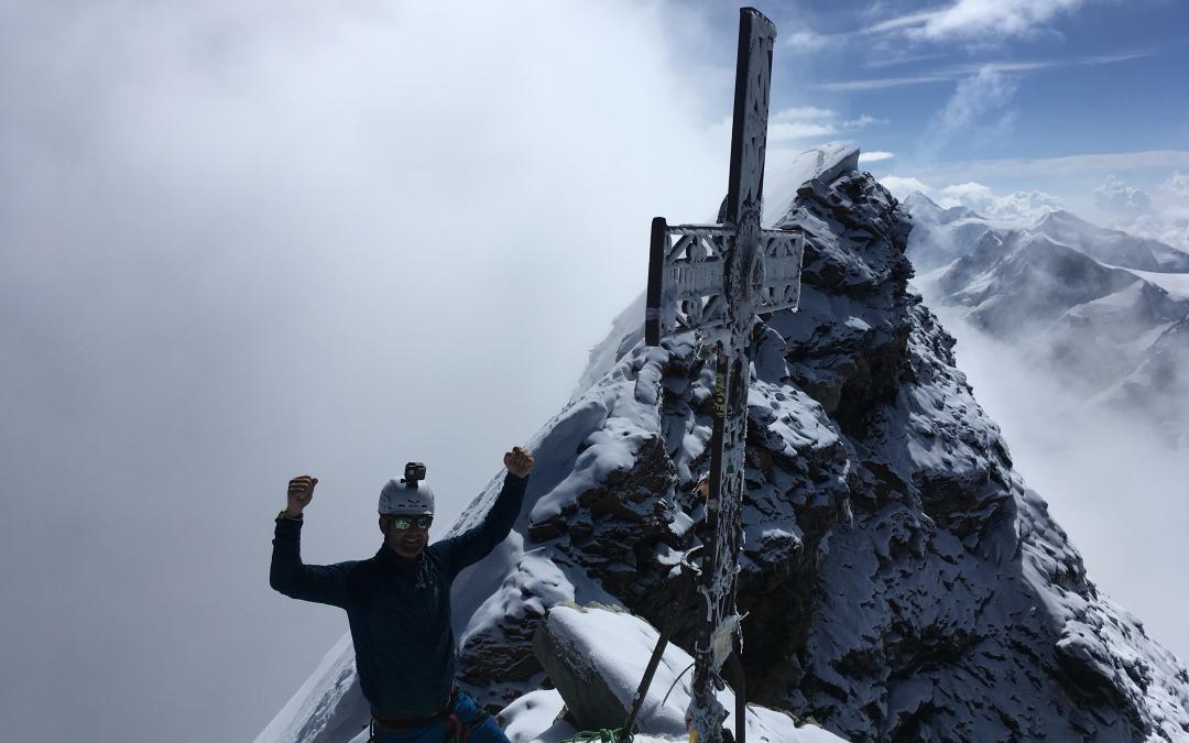 Matterhorn Liongrat – Überschreitung