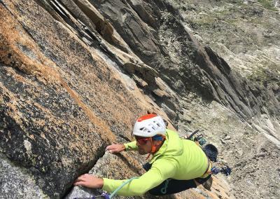 individuelle Kletterwoche in Chamonix mit IVBV Bergführer
