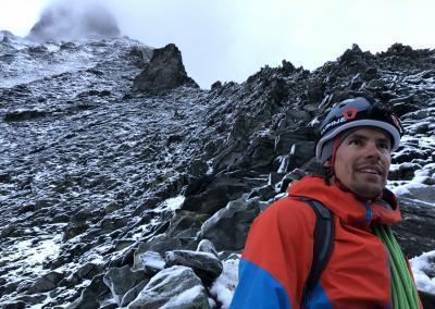 Matterhorn Überschreitung, Matterhorn Liongrat – Überschreitung