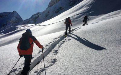 Skitourenwoche im Allgäu