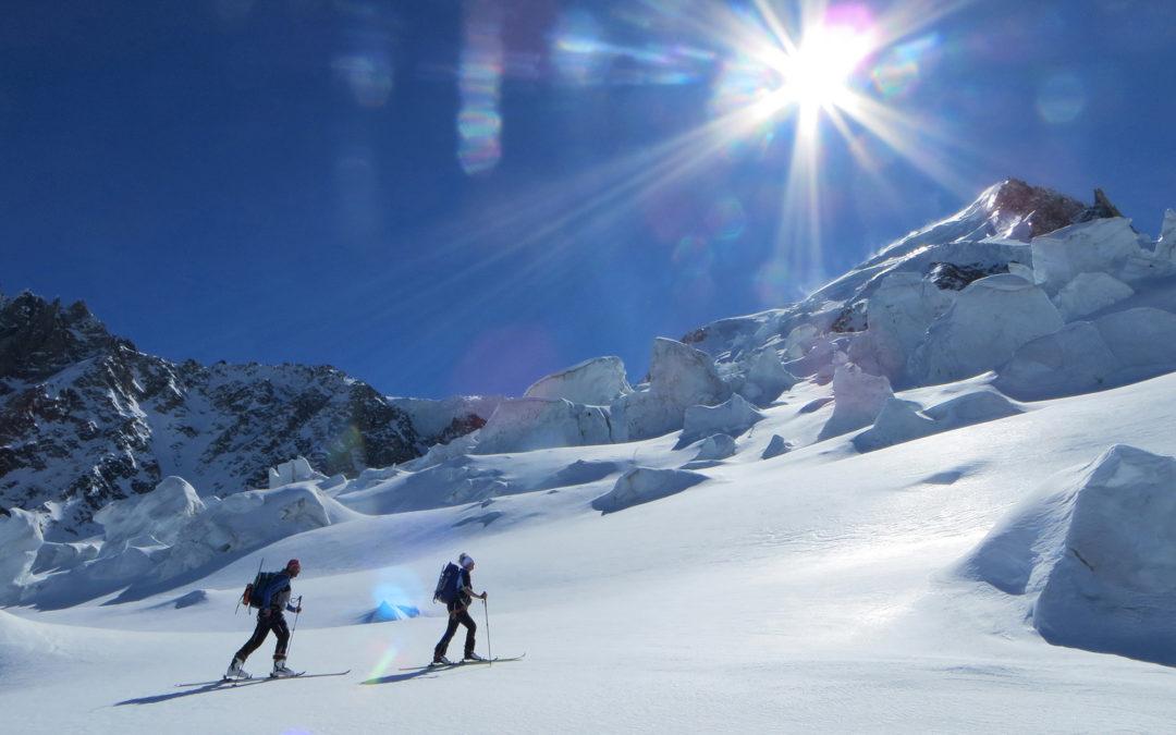 Skitour auf den Mont Blanc & Grand Paradiso