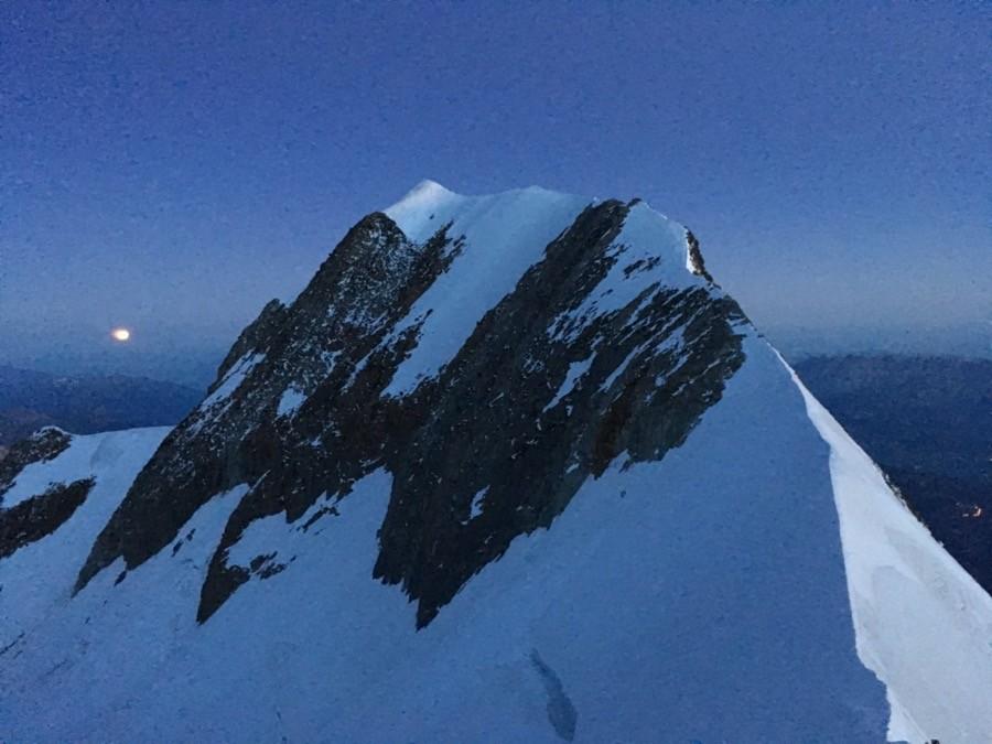Aig. Bionnassay Überschreitung & Mont Blanc mit Bergführer
