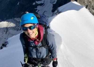Biancograt & Piz Palü Überschreitung mit Bergführer