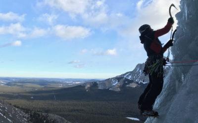Eisklettertrip Kanada 2.0
