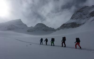 Skihochtouren Kurs Stubaital