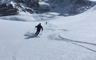 Bergführer 4000er Ski, 4000er mit Ski