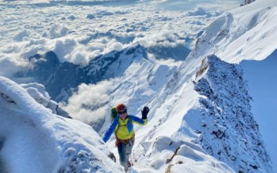 Monte Rosa – Liskamm & Dufourspitze