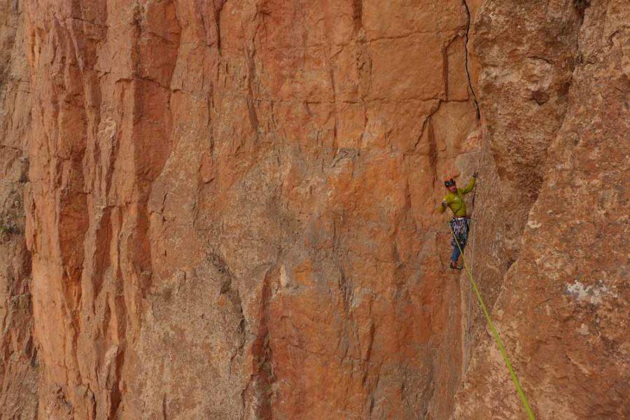 Kletterreise Marokko - Taghia