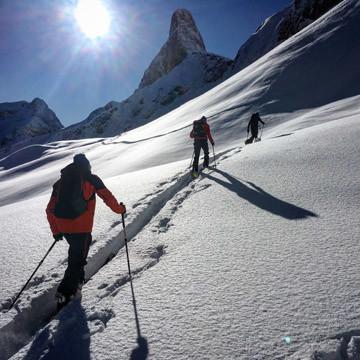 Kategorie Skitouren