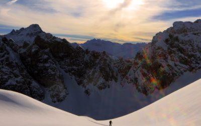 Skitouren im Lechtal 2 Tage