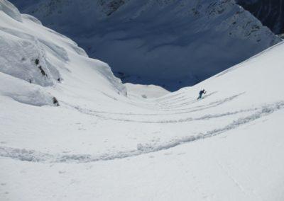 Skitouren im Lechtal mit Bergführer