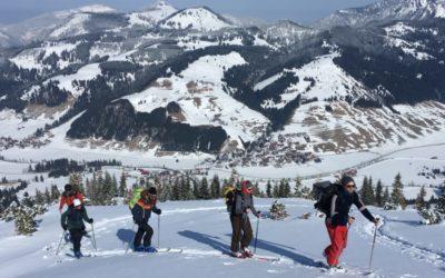 Skitourenkurs für Einsteiger 2 Tage im Allgäu