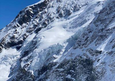 Tour du Ciel mit Bergführer