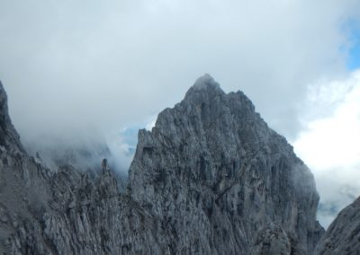 alpinkletterkurs, Grundkurs Alpin Klettern im Tannheimer Tal