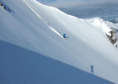 Skitouren Lechtal Bergführer, Skitourenwochenende im Lechtal