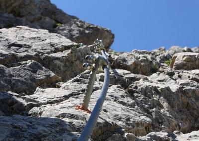 Bergführer Salewa Klettersteig