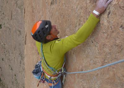 Kletterreise Marokko, Taghia