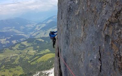 Kletterwoche Dolomiten