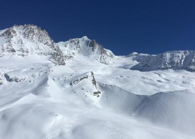 , 9x Ski 4000er im Monte Rosa plus Gran Paradiso