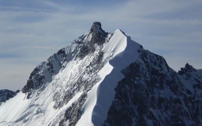 """Biancograt"" auf den Piz Bernina & Piz Palü Überschreitung"