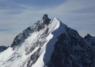 ", ""Biancograt"" auf den Piz Bernina & Piz Palü Überschreitung"
