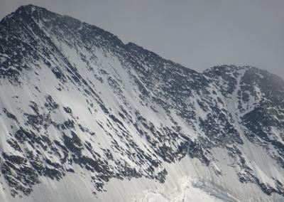 , Barre des Écrins/Dôme de Neige und Dufourspitze/Nordend