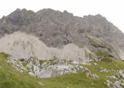 2x Alpinklettertage auf dem Prinz-Luitpold-Haus: Gratüberschreitung Fuchskarspitzen