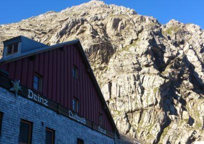 2x Alpinklettertage auf dem Prinz-Luitpold-Haus: Prinz-Luitpold-Haus