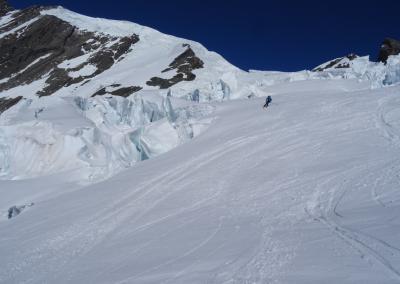 Berner Oberland - Gletscherbruch