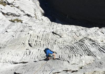 Freispitze Schreck-Heel