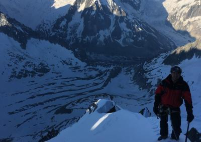 , 4x schwere 4000er in Chamonix