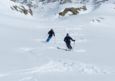 skitour Saas Fee, Skihochtouren 4000er in Saas Fee