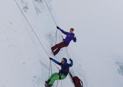 """Skihochtourenkurs, Skihochtourenkurs für Einsteiger """"individuell"""""""