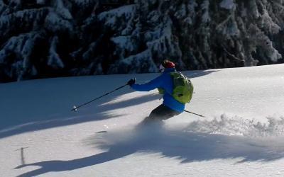 Skitourenwochenende im Allgäu