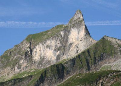 , Schneck Ostwand
