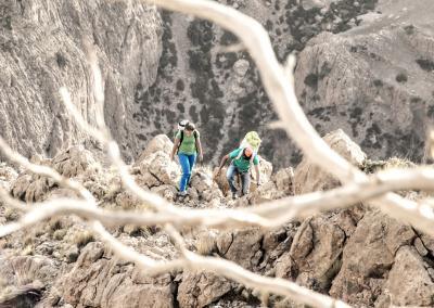 , Marokko, 9 Tage Mehrseillängen Klettern in der Taghia